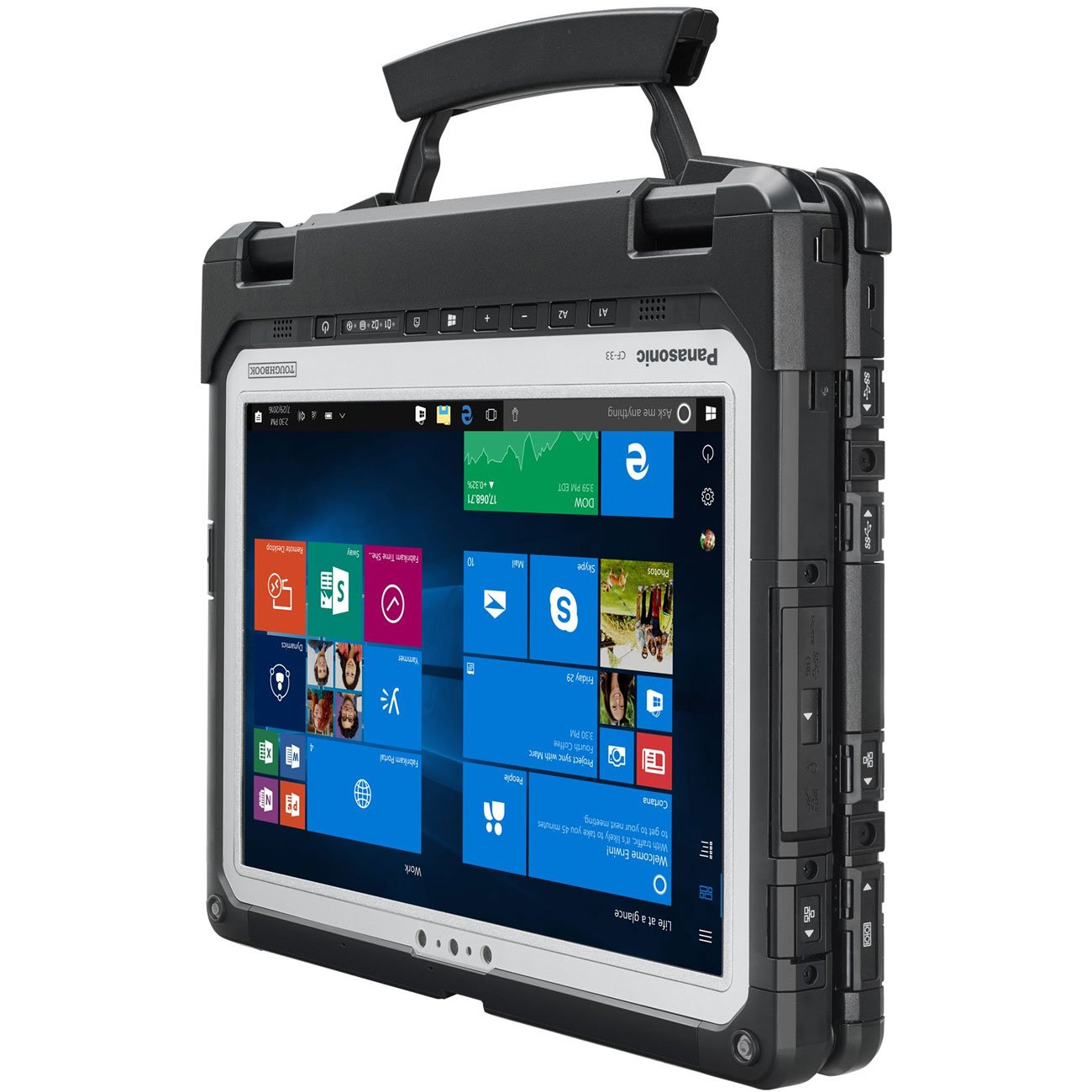 PANASONIC PERSONAL COMP CF-33AFHKZVM Toughbook 33 Tablet PC by PANASONIC PERSONAL COMP