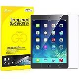 JETech Apple iPad Air 1/2, iPad Pro 9.7 inch, Nouvel iPad 9.7 de 2017 Film Protection en Verre Trempé écran Protecteur Ultra Résistant Screen Protector