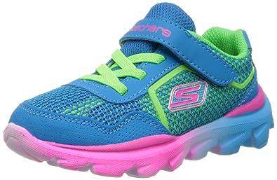 b6ceac276f8e Skechers Kids 80683N Go Run Ride - Lil Rider Athletic Running Shoe (Toddler  Little