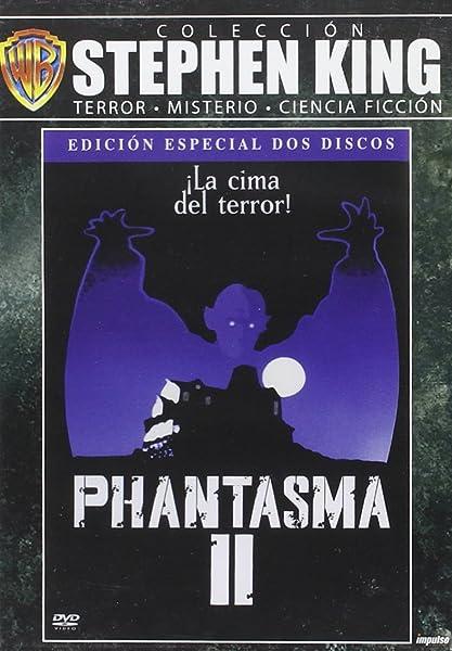 Phantasma II [DVD]: Amazon.es: David Soul, James Mason, Lance ...