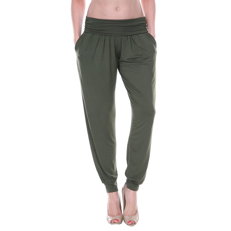 99616477bbc White Mark Women s Harem Pants