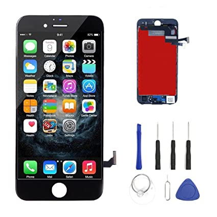amazon com iphone 7 plus screen replacement cococka lcd display
