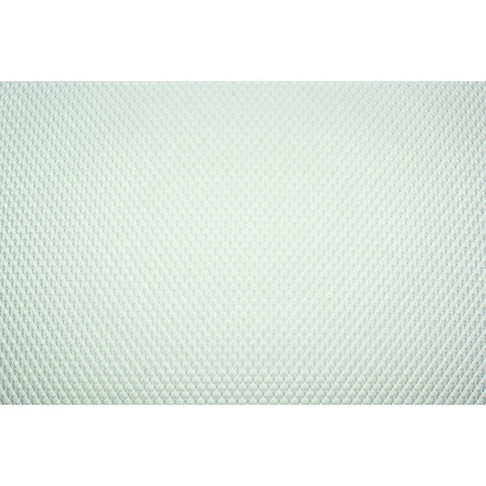 DURALENS Lighting Panel Acrylic Cover - 2x4 White - Prismatic - 2 ft. x 4 ft. - 5 Pack