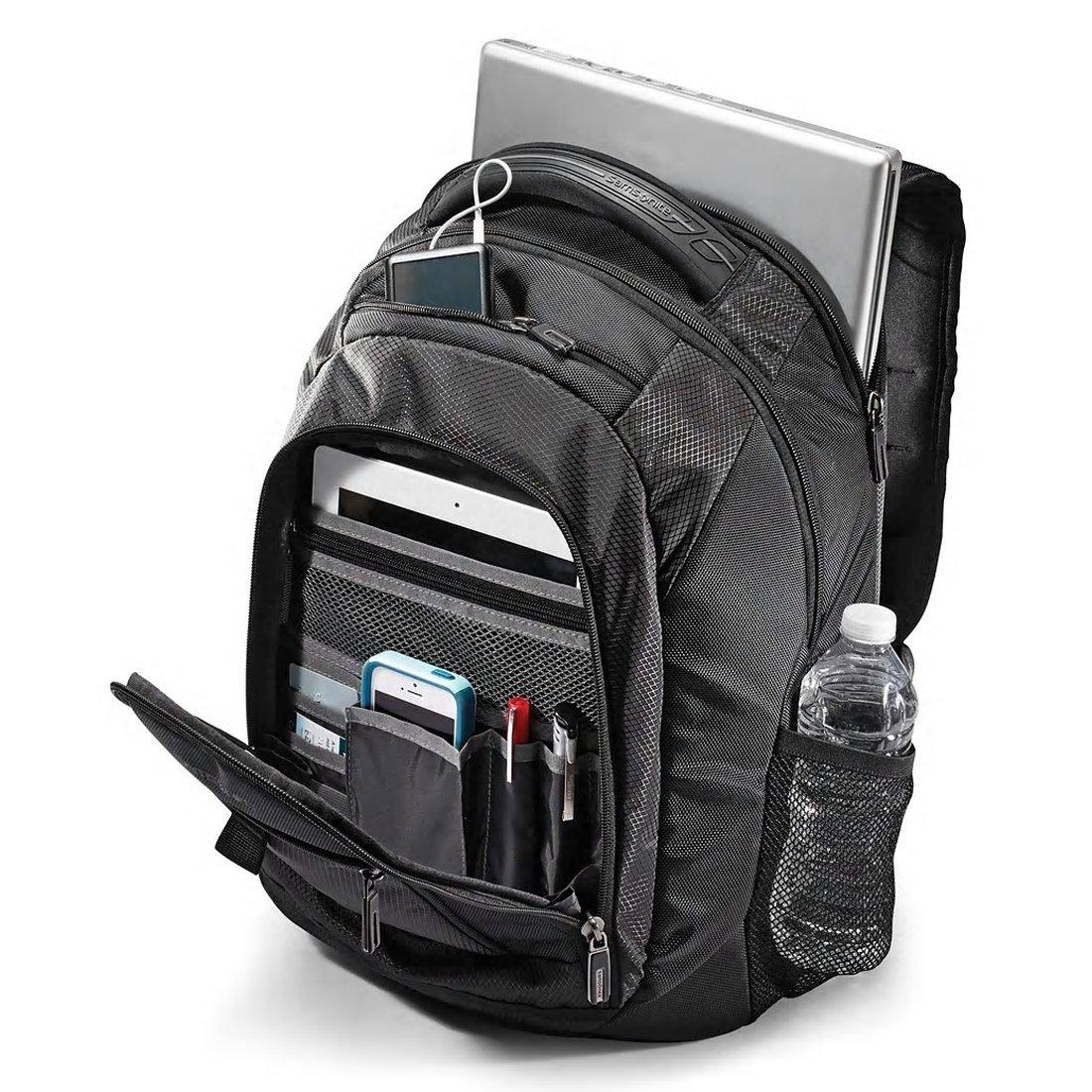 Samsonite Tectonic 2 Medium Backpack, Black