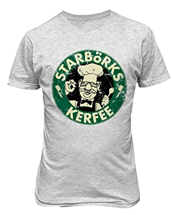 350776515 TMB Apparel New Novelty Shirt Swedish Chef Sesame Starborks Kerfee Funny  Men's T-Shirt (