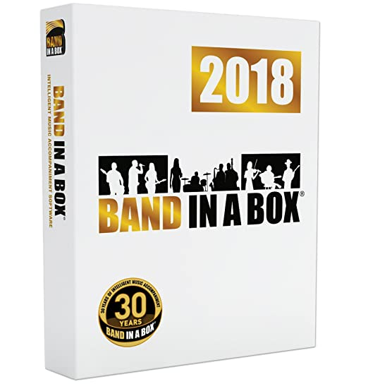 Amazon.com: Band-in-a-Box 2018 Pro [Windows DVD-ROM] - Create your ...