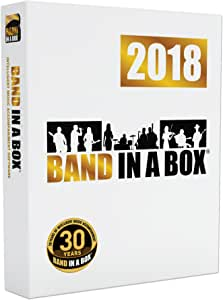 Band-in-a-Box 2018 Pro [Old Version, Mac DVD-ROM]