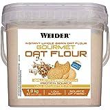 Weider Gourmet Oat Flour - 1,9 kg Apple Cinnamon: Amazon.es ...