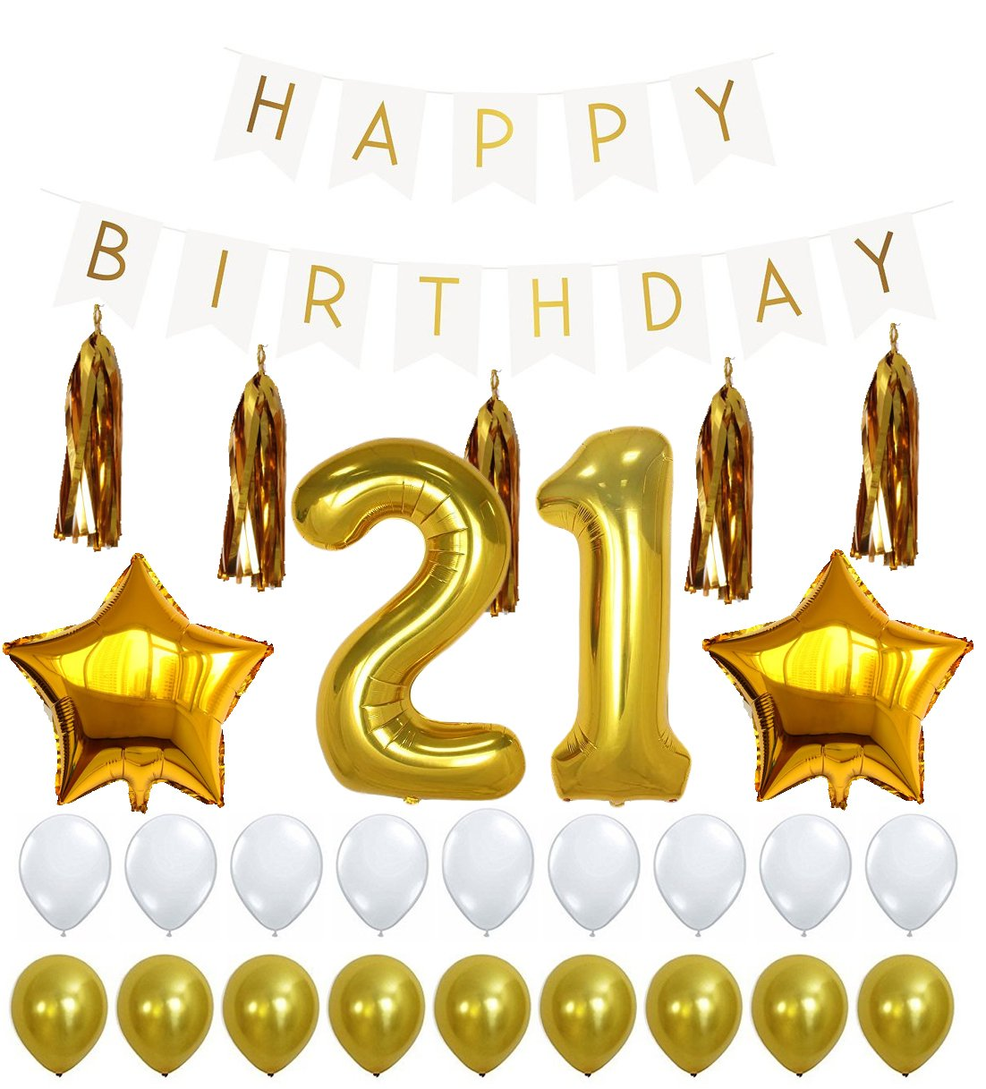 21st Birthday: Amazon.com