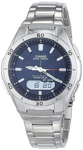 c52f477a96df Casio Wave Ceptor Men s Watch WVA-M640D-2AER  Amazon.co.uk  Watches