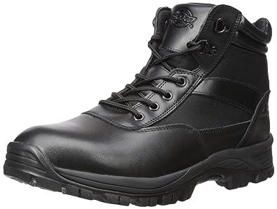 Dickies Men's Javelin Plain Toe Military and Tactical Boot, Black, 10  Medium US