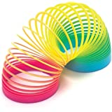 Plutofit™ Magic Spring Rainbow - Bouncy Stretchy Slinky Toys- Set of 2