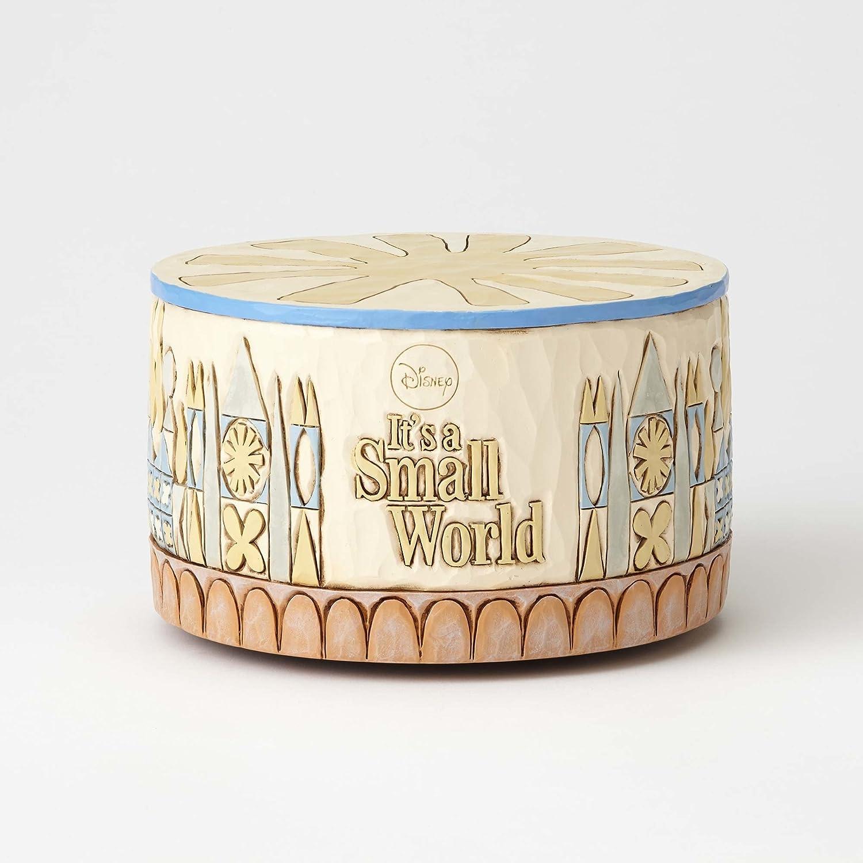 Jim Shore Disney Traditions It's A Small World Sonata Musical Displayer Base