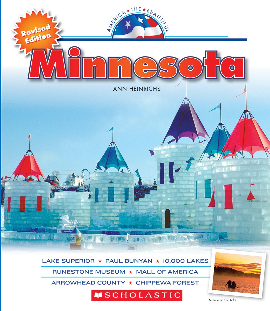 Download Minnesota (America the Beautiful. Third Series) ebook