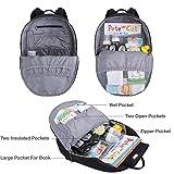 mommore Diaper Bag Backpack Lightweight Diaper