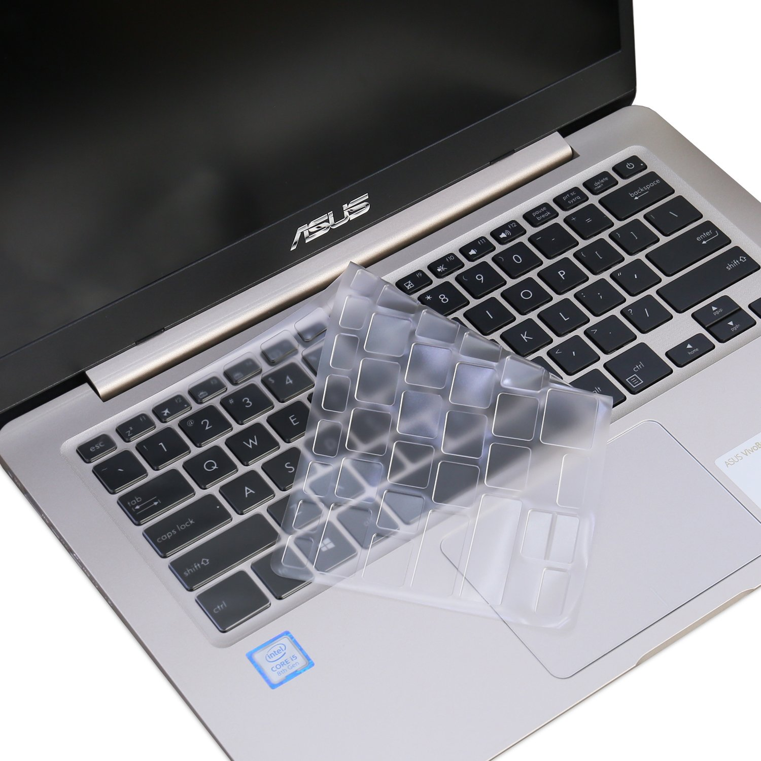 Amazon.com: Keyboard Cover Premium TPU Keyboard Skins Protector for ASUS VivoBook F441 Light (Clear): Computers & Accessories