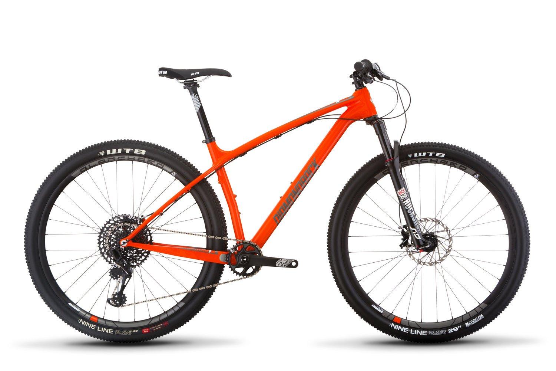 新しい2018 Diamondback Overdrive 29 C 2 Carbon Completeマウンテンバイク B0791MFWDT  オレンジ X-Large