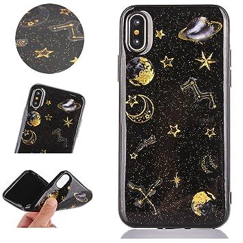 coque planete iphone x