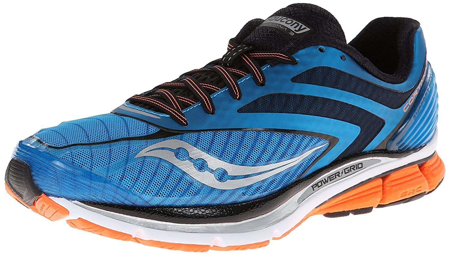 Saucony Men s Cortana 3 Running Shoe Blau 44 D(M) EU/9 D(M) UK