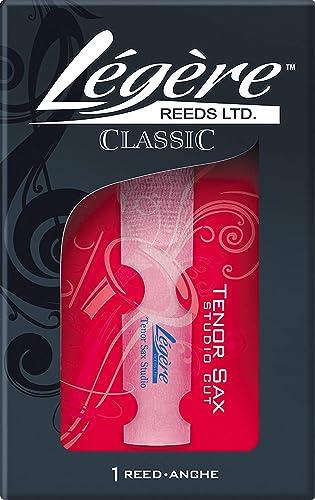 Legere TSS250 Bb Tenor Saxophone Studio Cut No. 2.5 Reed
