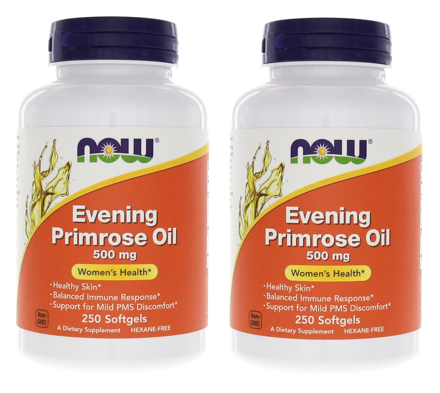 Now Foods Evening Primrose Oil 500 mg - 250 Softgels