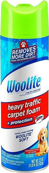 Amazon Com Woolite Heavy Traffic Foam Protection Home Kitchen