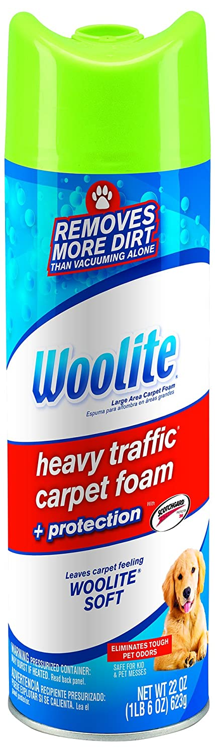 Woolite Heavy Traffic foam + protection