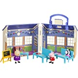 Peppa Pig Deluxe School House Playset With Peppa Pig, Zoe Zebra And Madame Gazelle