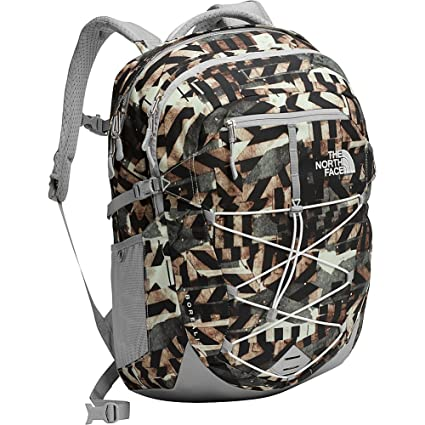 The North Face Womens Recon (Vintage White Pieces Print) Backpack Bags JuqgEIQif