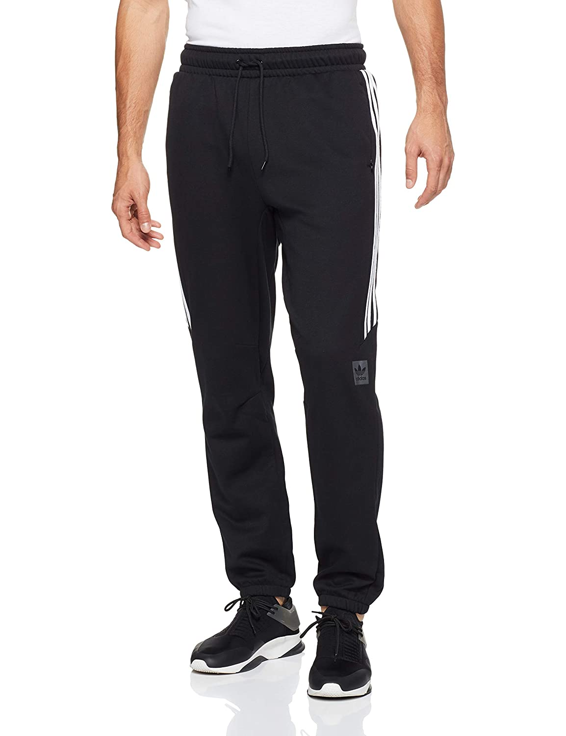 outlet store sale discount release date adidas Men's Tech Sweat Trousers: Amazon.co.uk: Clothing