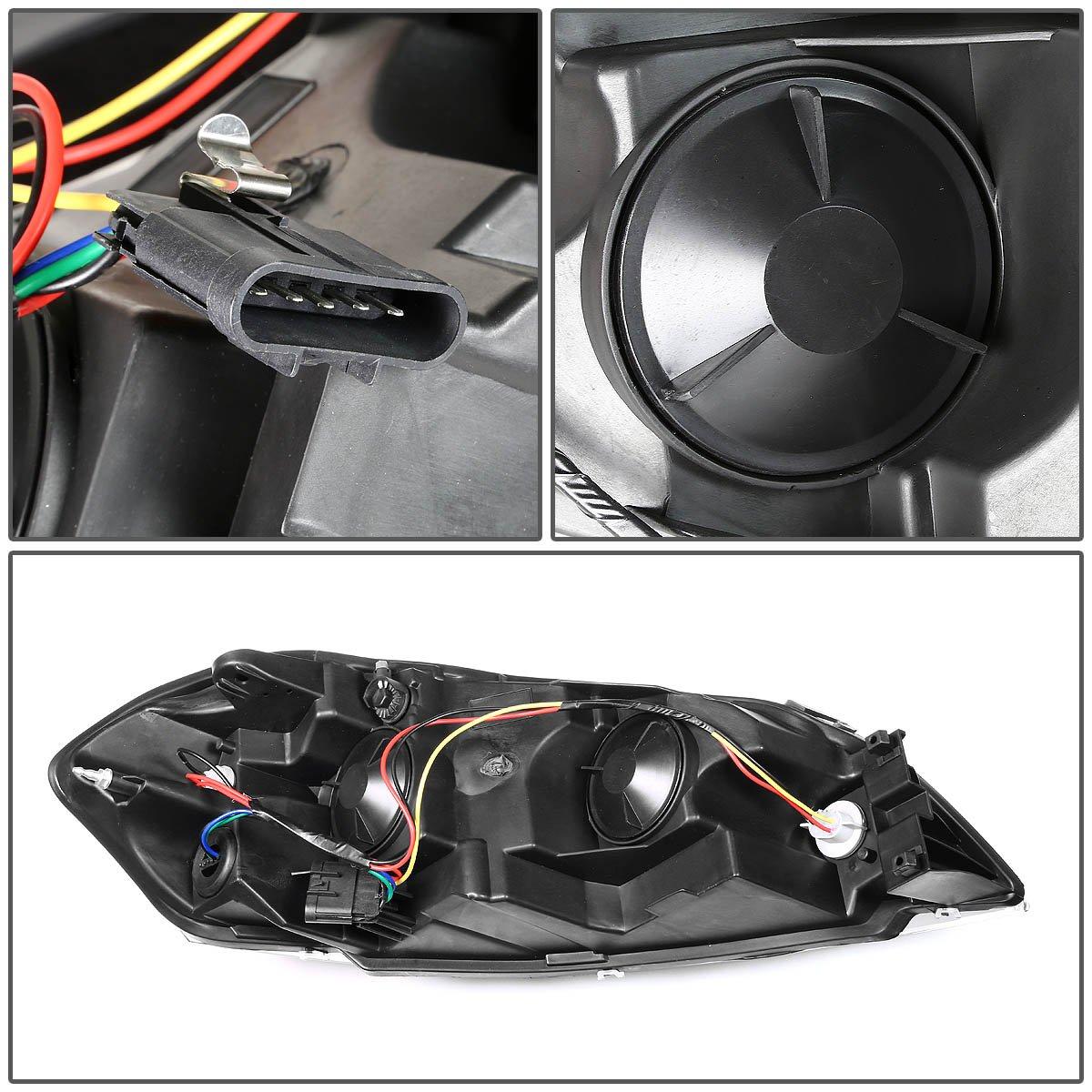 Impala 99 chevy impala : Amazon.com: Chevy Impala/Monte Carlo Headlight Assembly (Black ...
