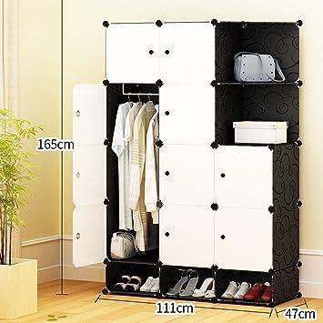 Amazon.de: Schlafzimmer Kleiderschränke tragbare Kleidung ...