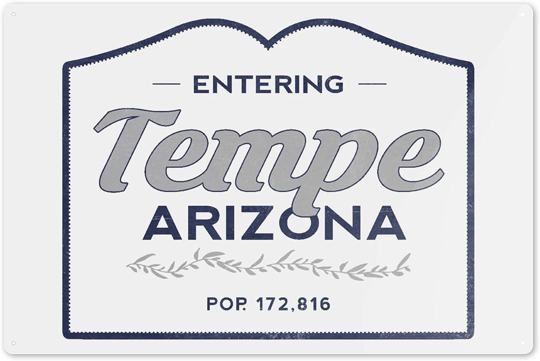 novelty items Tempe, Arizona   Now Entering Blue 20x20 Giclee ...
