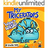 My Triceratops Won't Wash