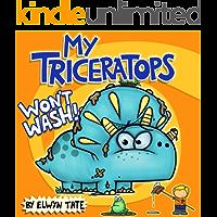 My Triceratops Won't Wash