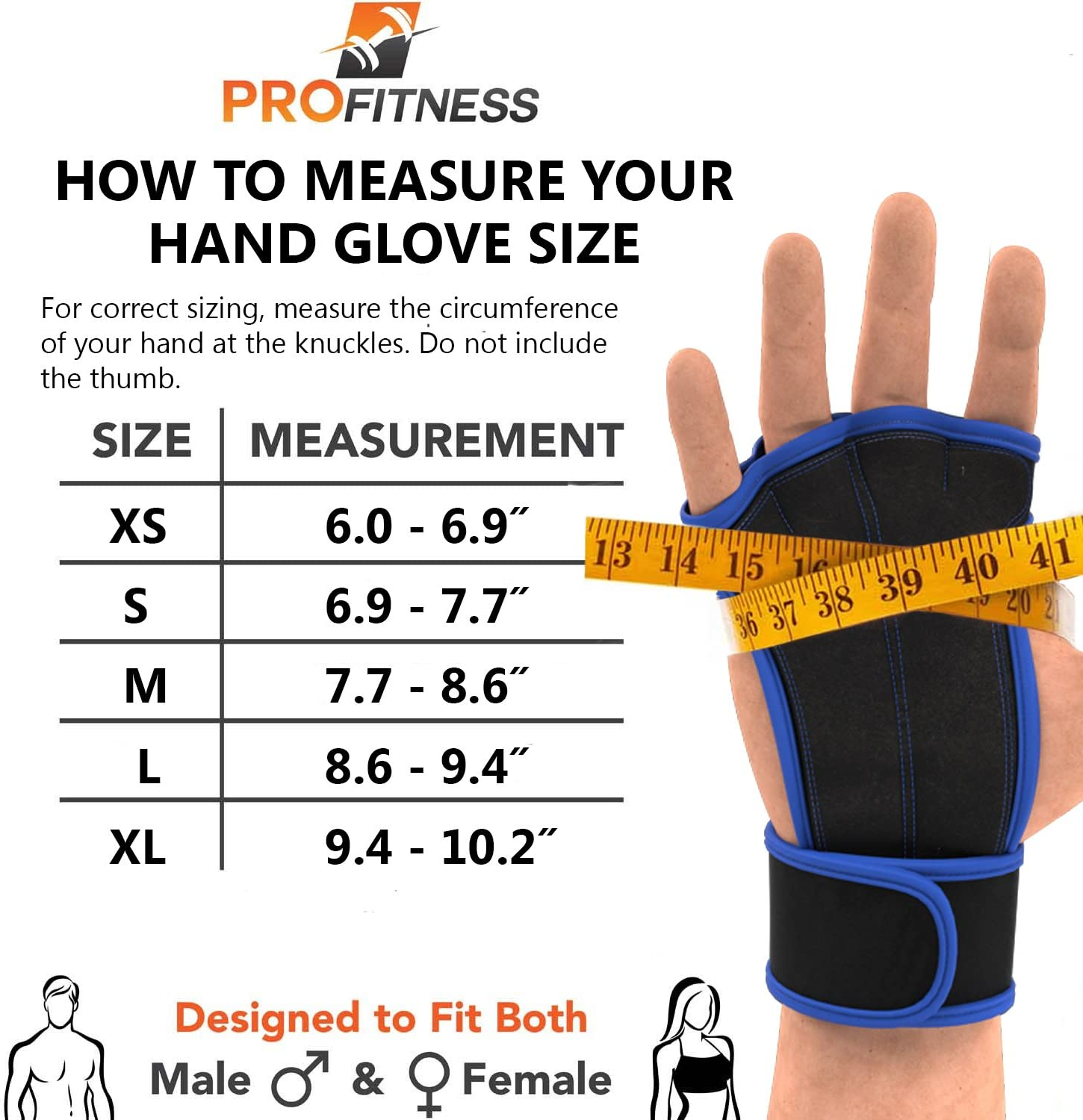 Protection from Injury Split Leather with Silicone Padding for Strong Grip Weightlifting ProFitness Ventilated Cross Training Gloves with Wrist Support Powerlifting /& WOD for Gym Workout