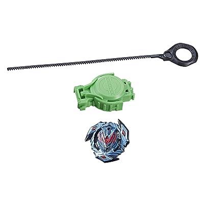 BEYBLADE Burst Turbo Slingshock Starter Pack Wonder Valyryek V4 Top & Launcher: Toys & Games