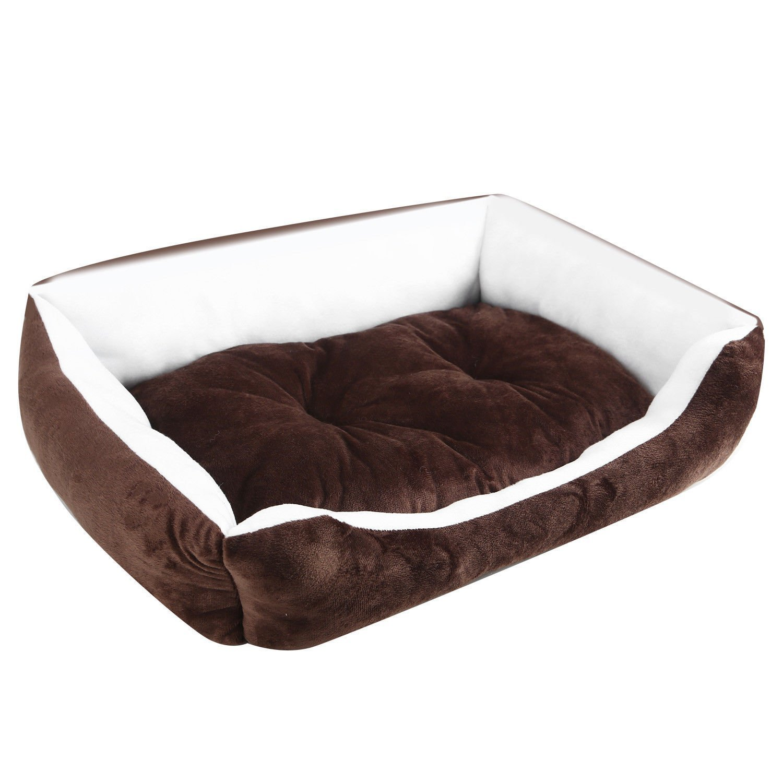 Ardisle cane letto Pet cuscino lusso morbido caldo basket Puppy Cat Mat grande medio XL comodo