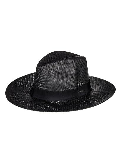 88abb307bdc Amazon.com  Roxy Womens Here We Go Straw Sun Hat Erjha03468  Sports ...