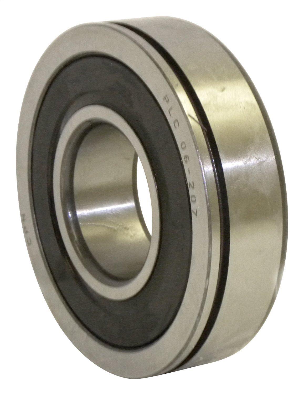 4mm Axial AX31051 Nylon Locking Hex Nut Black