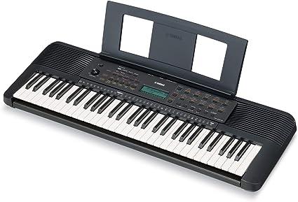 Yamaha, 61-Key PSR-E273 Portable Keyboard, (PSRE273): Amazon ...