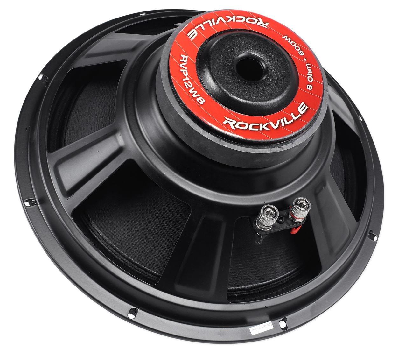 Rockville 12 Replacement Driver Woofer for Behringer Eurolive B212XL Speaker