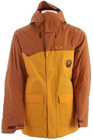 Oakley – Chaqueta de Snowboard para Hombre, otoño/Invierno, Hombre, Color Dorado