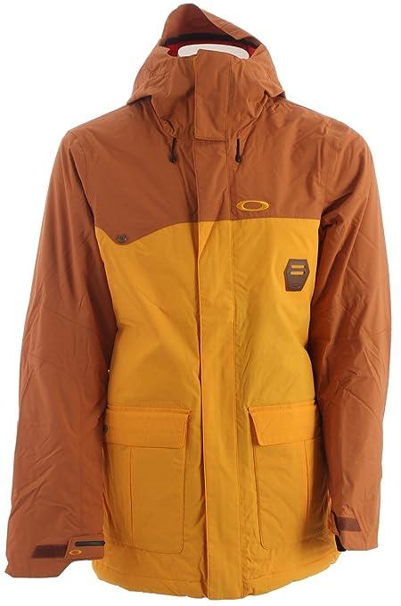 464a77d235 Amazon.com   Oakley Westend Jacket - Men s Golden Poppy