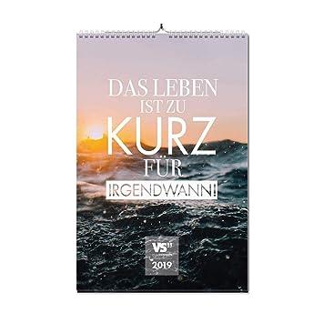 Visual Statements Wandkalender 2019 Kalender Din A3 Kalender Mit