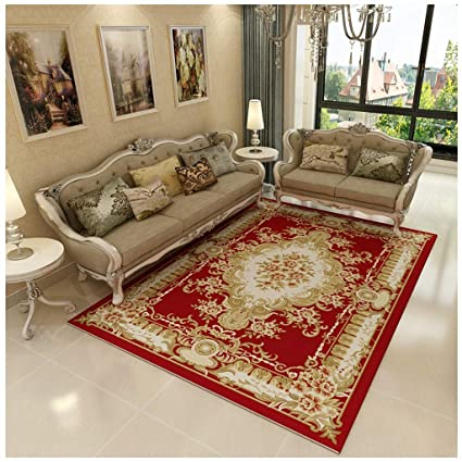 Amazon SMC Carpet Red Carpet Bedroom Study Living Room Dining