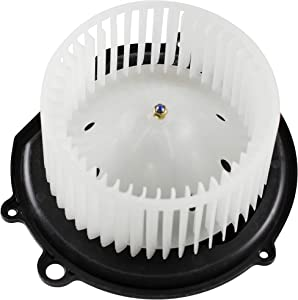 BOXI Heater Blower Motor w/Fan for Ford Taurus 1996-2007 / Mercury Sable 1996-2005 1F1Z19805AA E8DZ19834A