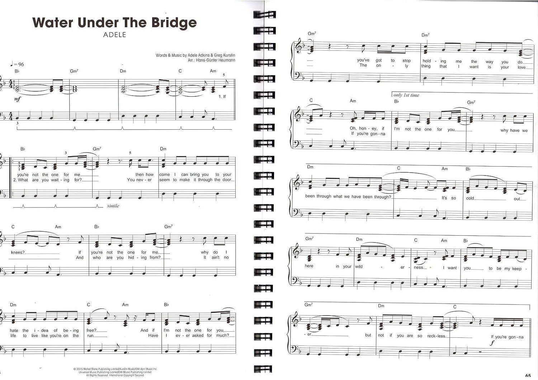 Piano gefällt mir. 50 Chart y película Hits - Banda 7 con CD ...