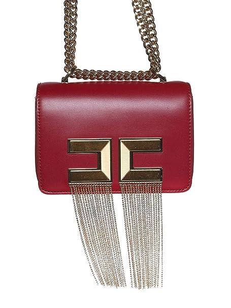 2b2ff29593 Elisabetta Franchi Borsa 303 (lampone), taglia unica: MainApps: Amazon.it:  Abbigliamento