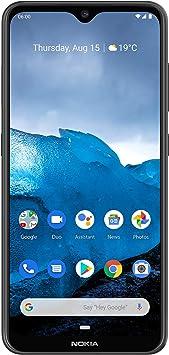 Nokia 6.2 Dual-SIM 4GB/64GB Ceramic Black Android 9.0 ...